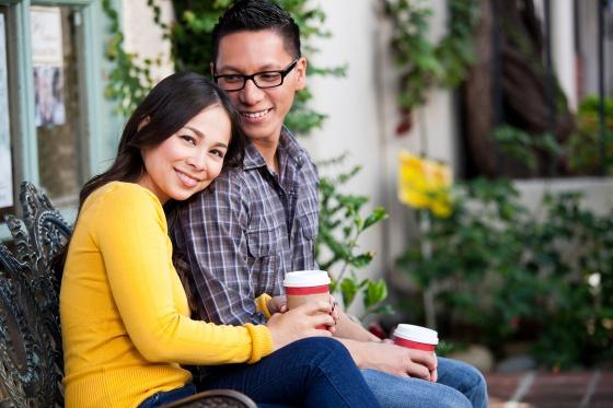 couple cafe