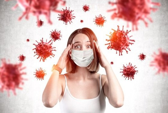 scared young girl in mask, coronavirus panic.jpg
